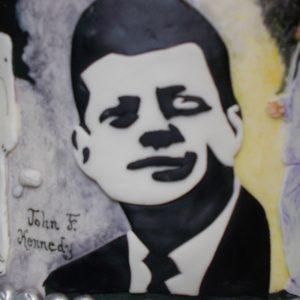 John F. Kennedy relief