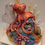 Octopus Cake Beauty Shots